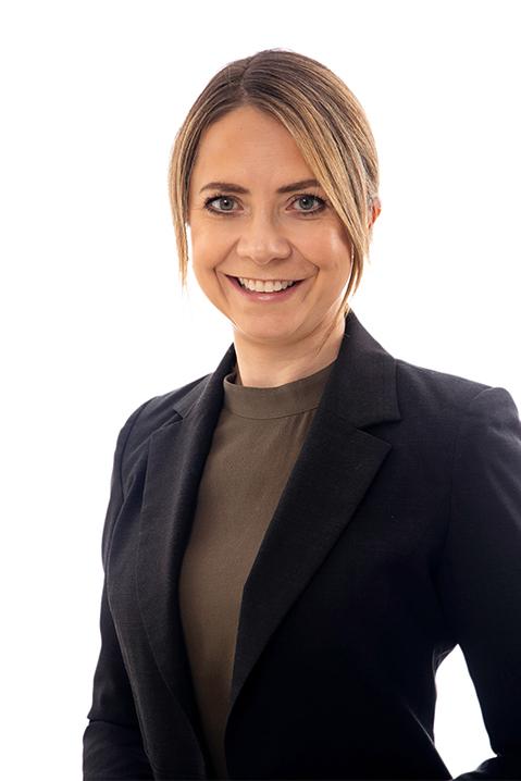 Rechtsanwältin Olga Zahrabelnaya